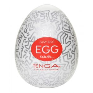 TENGA Egg Keith Haring Party (1db) - 1 995 Ft