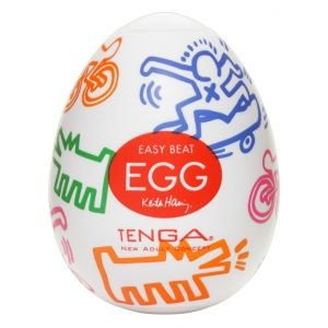 TENGA Egg Keith Haring Street (1db) - 1 995 Ft