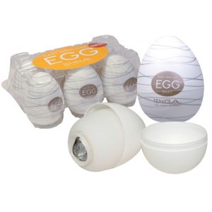 TENGA Egg Silky (6db) - 11 490 Ft