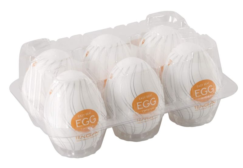 TENGA Egg Twister (6db)